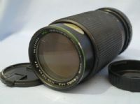 80-200mm 4.5 Fujica Bayonet Fit Zoom Macro Lens £9.99